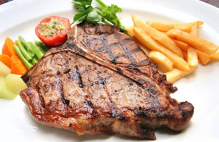 T.BOON STEAK